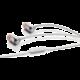 JBL T280A, stříbrná