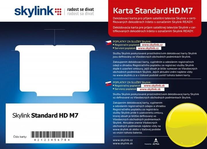 Skylink Standard HD M7, IRDETO