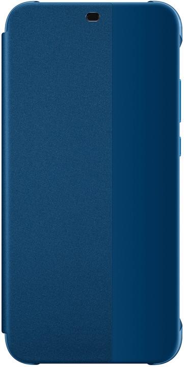Huawei flipové pouzdro pro P20 lite, modrá