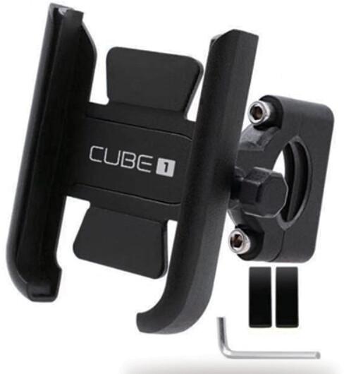CUBE1 držák na kolo L18, černá