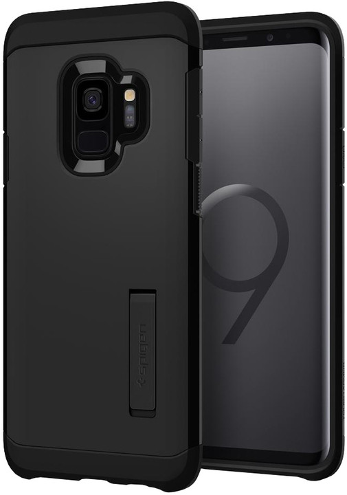 Spigen Tough Armor pro Samsung Galaxy S9, black