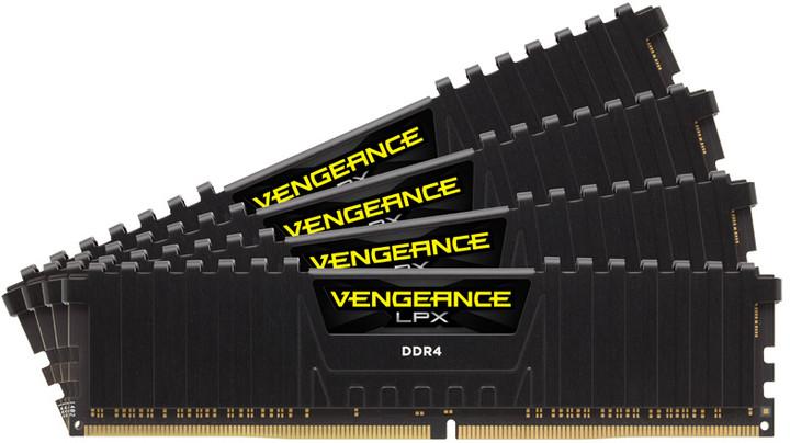 Corsair Vengeance LPX Black 32GB (4x8GB) DDR4 2800 CL16