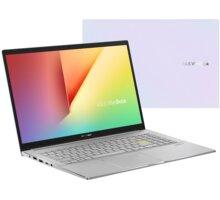 ASUS VivoBook S15 S533EA, bílá - S533EA-BQ012T
