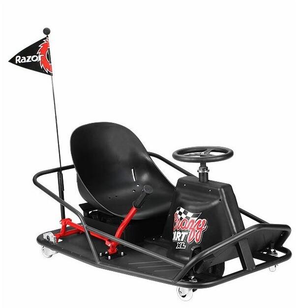 Razor driftovací vozítko Crazy Cart XL