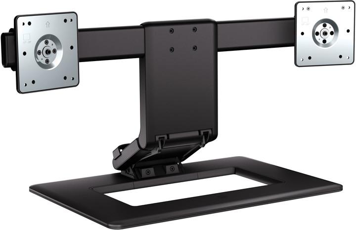 HP držák na dva monitory