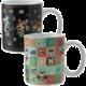 Hrnek Animal Crossing - Villagers, měnící se, 300 ml