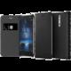 Nokia 8 Leather Flip Cover, černá