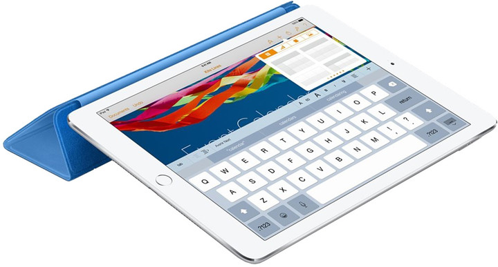 APPLE Smart Cover pro iPad Air 2, modrá