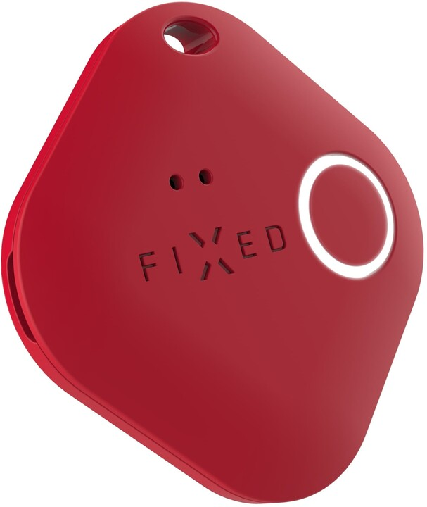 FIXED lokátor Smile Pro, červená