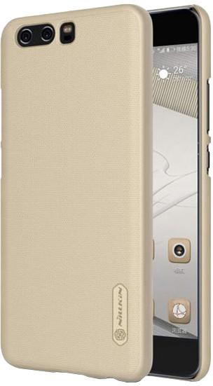 Nillkin Super Frosted Zadní Kryt pro Huawei P10 Lite, Gold