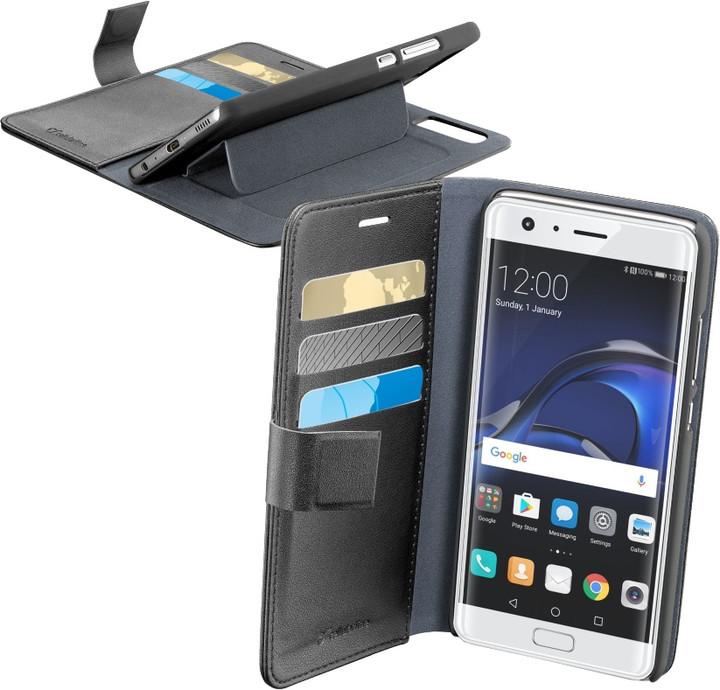CellularLine Book Agenda pouzdro typu kniha pro Huawei P10 Plus, černá
