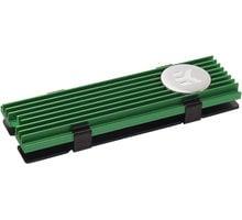 EK Water Blocks EK-M.2 NVMe Heatsink - green