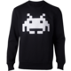 Mikina Space Invaders - Chenille Invader (M)