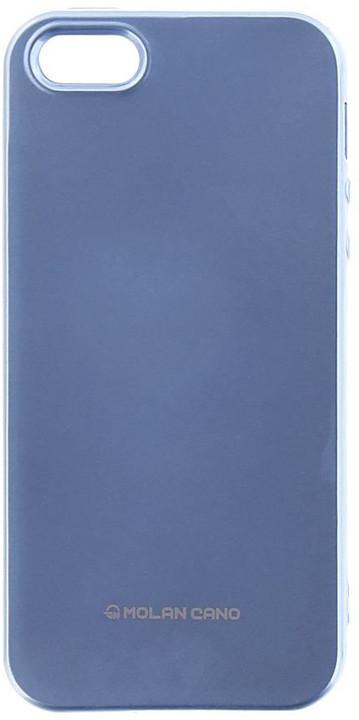 Molan Cano Jelly TPU Pouzdro pro Xiaomi Redmi 5, nebesky modrá