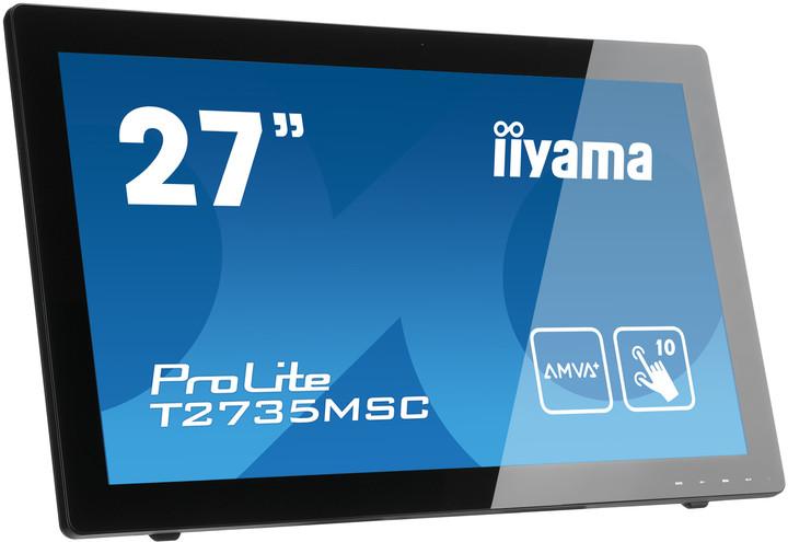 "iiyama Prolite T2735MSC-B2 - LED monitor 27"""