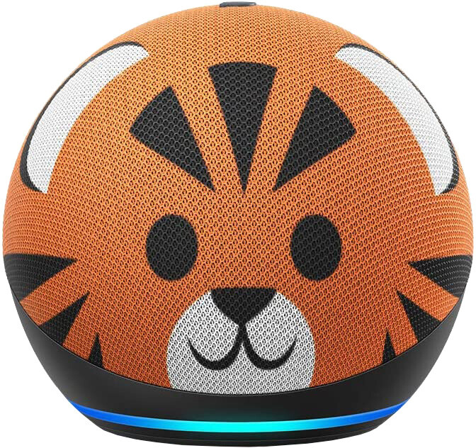 Amazon Echo Dot 4. generace Tiger