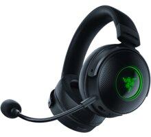 Razer Kraken V3 Pro, černá