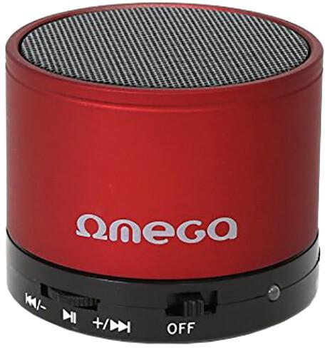 Omega OG47, přenosný, červená