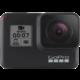 GoPro HERO7 Black  + GoPro sleeve Lanyard, modrá v ceně 499 Kč + GoPro Dual Battery Charger + Battery (v hodnotě 1 499 Kč)