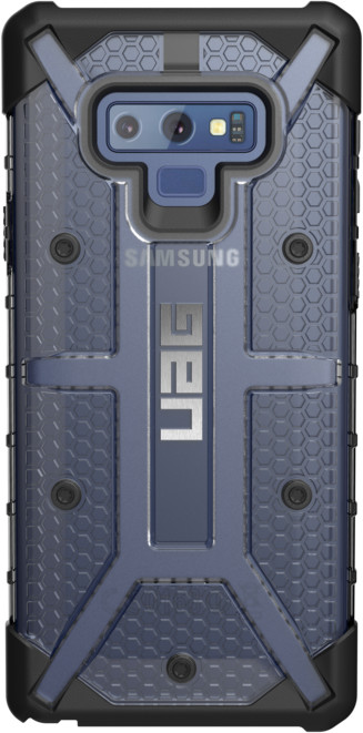 UAG plasma case Ice, Galaxy Note 9, clear
