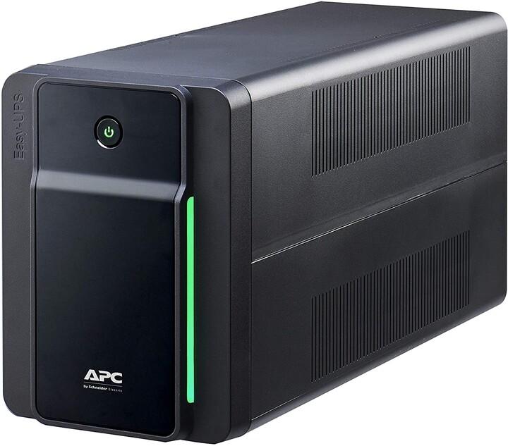 APC Easy UPS 1600VA, Shuko