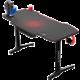 Ultradesk Frag, černý/červený