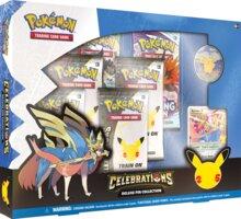 Karetní hra Pokémon TCG: Celebrations Deluxe Pin Collection Zacian