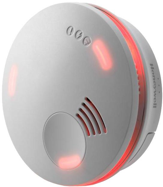 Honeywell XS100T-CS, detektor kouře X-Series (opticko-teplotní princip) - bateriový