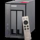 QNAP TS-251+-8G  + ASUS Cerberus iCafe (v ceně 1399 Kč)