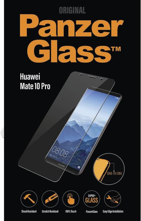 PanzerGlass Edge-to-Edge pro Huawei Mate 10, čiré