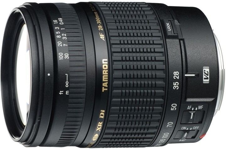 Tamron AF 28-300mm F/3.5-6.3 Di pro Canon