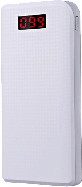 Remax Proda powerbank, 30000 mAh, bílá