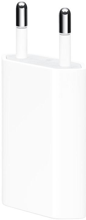 Apple napájecí adaptér USB, 5W, bílá