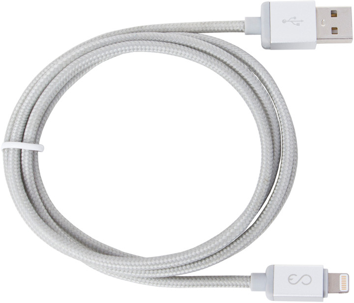 KABEL EPICO LED INDICATION Lightning cable for iPhone 5, 6 (1,2 m MFI)