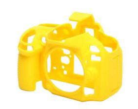 Easy Cover silikonový obal pro Nikon D600/610 žlutá