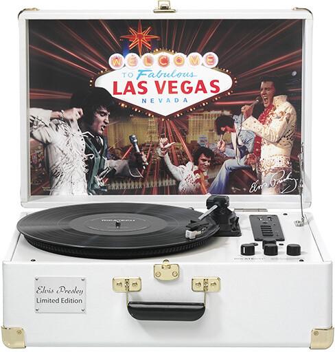 Ricatech EP1970 Elvis Presley, bílá