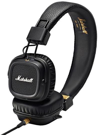 Marshall Major II, black android