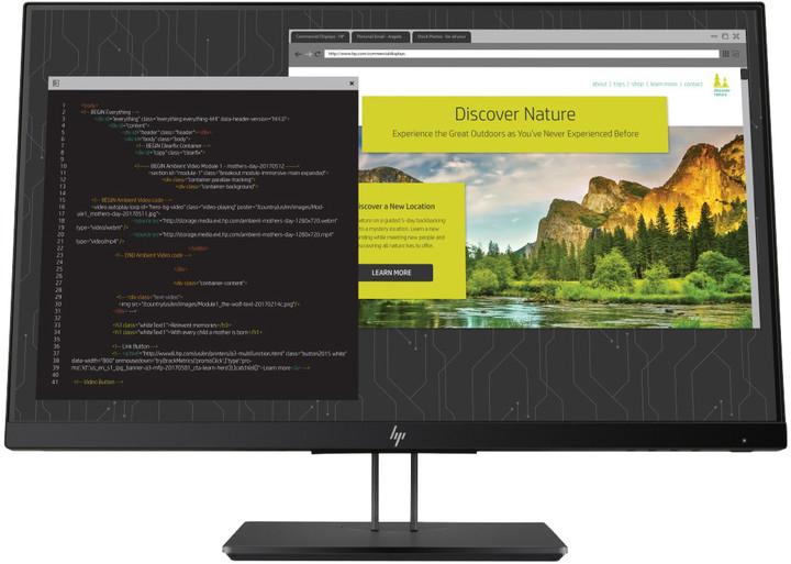 "HP Z24nf G2 - LED monitor 23,8"""