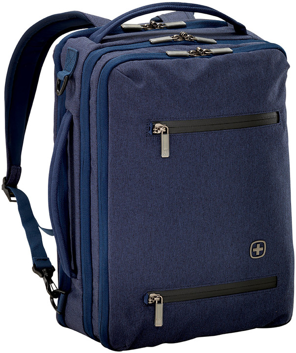 "WENGER CityRock - 15,6"" batoh na notebook a tablet, navy"