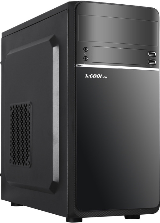1stCool STEP 1, USB 3.0, černá