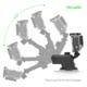 iOttie Easy One Touch GoPro Cradle