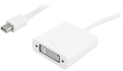 UNIBOS Redukce Mini DisplayPort (M) ->DVI (F)