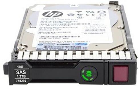 "HPE server disk, 2,5"" - 900GB"