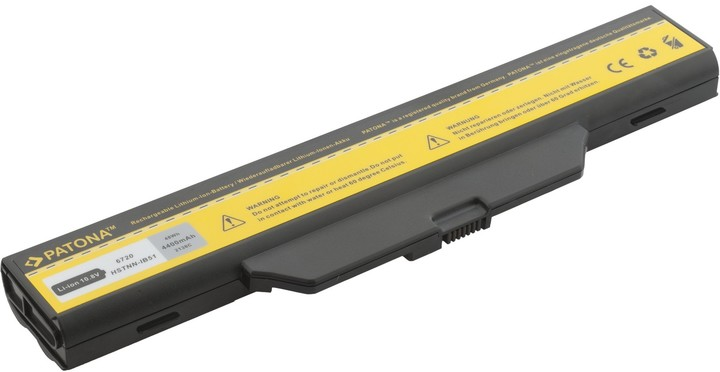 Patona baterie pro HP BUSINESS NOTEBOOK 6720/6820 4400mAh 10.8V