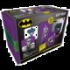 Dárkový set DC Comics - Joker (hrnek, sklenice, podtácky)