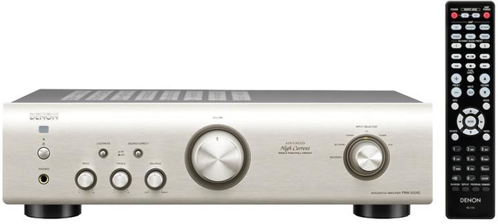 Denon PMA-720AE, stříbrná