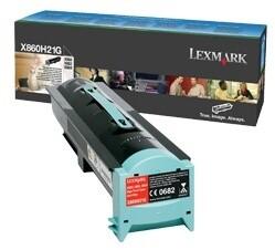 Lexmark X860H21G, černá