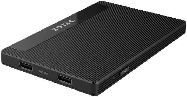 Zotac ZBOX PI225-W3B, černá