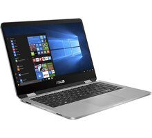 ASUS VivoBook Flip 14 TP401MA, šedá - TP401MA-BZ244T