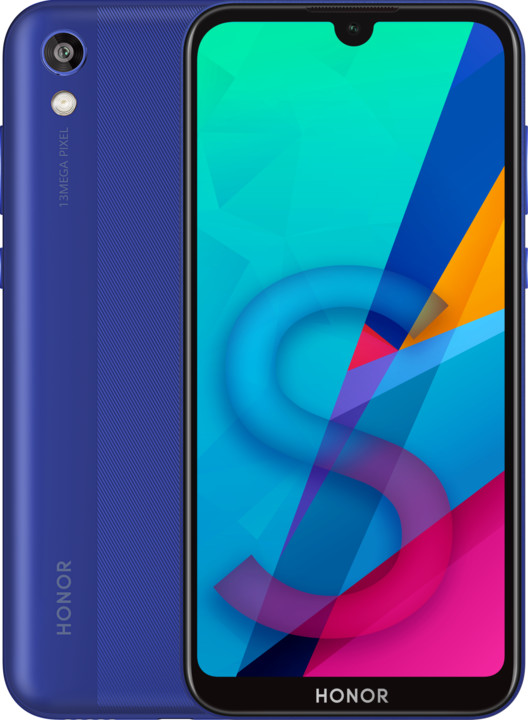 Honor 8S, 2GB/32GB, modrá